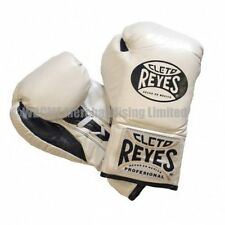 Cleto Reyes Traditional Contest Boxing Gloves - White