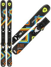 DYNASTAR 2016 SLIDER KID X 128CM KIDS SKIS W/ BINDINGS, NEW