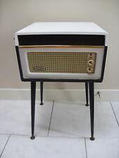 Fabulous Dansette Bermuda Record Player with legs,Fully Serviced