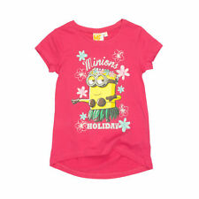 Girls and Boys Minions T Shirts | Girls and Boys Despicable Me T Shirts