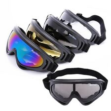 Chic WOLFBIKE Windproof UV400 Snowmobile Motorcycle Ski Goggles Eyewear Glasses