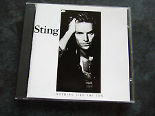 sting nothing like the sun a & m 39 3912-2 west germany cd