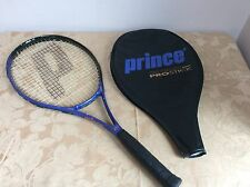 Prince Featherlite Design Prostick Tennis Racket And Sleeve Rare Good Condition