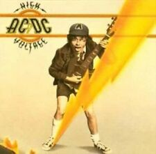 High Voltage - Ac/Dc LP