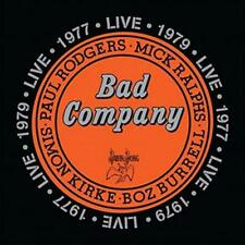 Bad Company Live in Concert 1977 & 1979 - Bad Company New & Sealed Digipak Free
