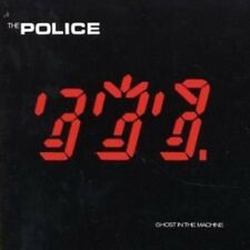 Ghost in the Machine - Police New & Sealed Compact Disc Free Shipping