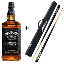 Jack Daniel's - Pool CUE and CASE with 700mL Bottle (Bundle)