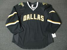 New Dallas Stars Authentic Team Issued Reebok Edge 2.0 Blank Hockey Jersey NHL