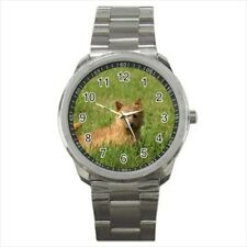 Norwick Terrier Stainless Steel Watches - Dog