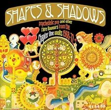 Shapes & Shadows: Psychedelic Pop & Other Rare - Various Artists New & Sealed CD