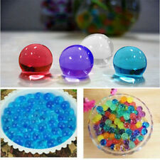 Beautiful Plant Decor Magic Plant Flower Crystal Mud Soil Balls Water Beads