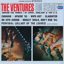 On Stage - Ventures New & Sealed LP Free Shipping