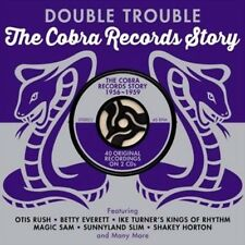 Double Trouble-cobra Records Story 1956-1959 - V/A New & Sealed CD-JEWEL CASE Fr