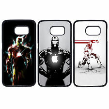 DIY Iron Man Avengers For Samsung Galaxy Note 2/3/4/5/7 S4 S5 S6 S7 Edge+ Case