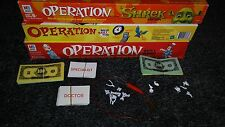 Operation Board Game Replacment Parts~2.00 Dollars and Up~You Pick Your Part