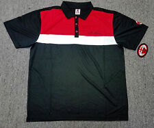 A.C Milan Official Licensed Polo Rhinox Black