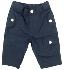 "ARMATA DI MARE ""Nautical"" Baby bermuda shorts marine (navy) NEW"