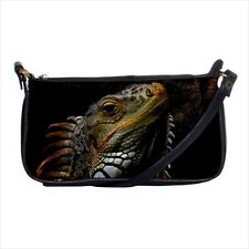 Iguana Mini Coin Purse & Shoulder Clutch Handbag