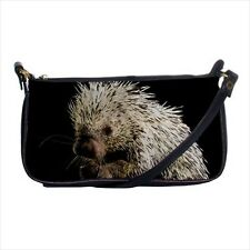 Porcupine Mini Coin Purse & Shoulder Clutch Handbag