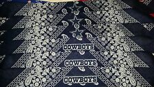 DALLAS COWBOYS BANDANA BAND