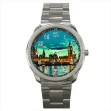 London Buckingham Palace Great Britain Stainless Steel Watches
