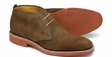 LENNOX- MENS LOAKE LACE UP SUEDE LEATHER DESERT STYLE ANKLE BOOTS SHOES FIT F
