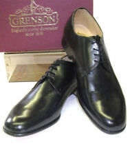 Mens Grenson Smart Formal Lace Up Dress Shoes Templemeads Black Leather G Fit