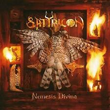 Nemesis Divina - Satyricon New & Sealed CD-JEWEL CASE Free Shipping