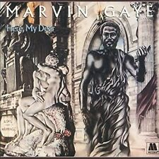 Here My Dear - Gaye,Marvin New & Sealed LP Free Shipping