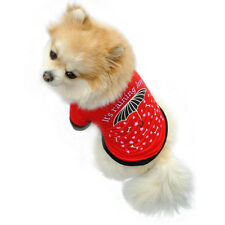 New Summer Pet Puppy Small Dog Cat Sportswear Pet Clothes Vest T Shirt Apparel