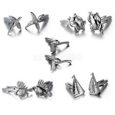 Novelty Men's Suits Animal Shape Cufflinks Wedding Party Gifts