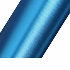 152X50CM Brushed Metal Texture Car Exterior Accessories Motorcycle Wrap Sticker