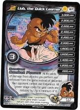 Dragonball Z GT DBZ CCG TCG Uub The Quick Learner LV 2 87 3 Star FOIL Card Score
