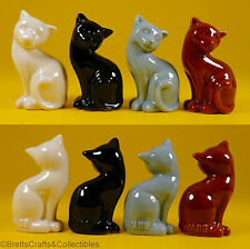 Wade Whimsies (2012) Fair Issue Cat - Choice of White, Black, Grey or Brown