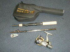 Shimano Exage BX STC Mini Tele Spin Rod + 1000RC Reel Combo - ALL VARIETIES