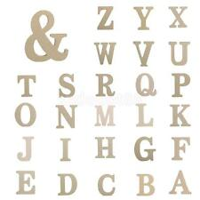 Wedding Party Wooden Decor Alphabet Supplies Full Letter DIY Home Decorations