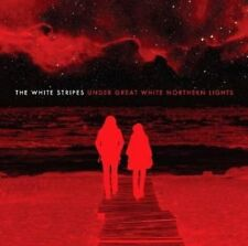 Under Great White Northern Lights - White Stripes New & Sealed LP Free Shipping