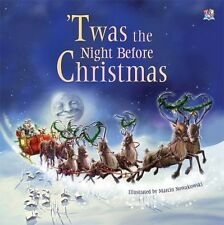 'Twas the Night Before Christmas, Moore, Clement C., Good Condition Book, ISBN 1
