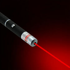 Powerful Laser Pointer Pen Visible Beam Light 5mW Lazer 405nm High Power