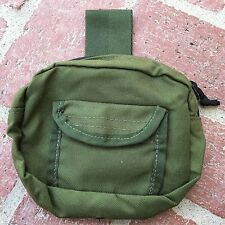London Bridge Trading LBT-1717A E&E Wide Drop Down Medical Utility Belt Pouch OD