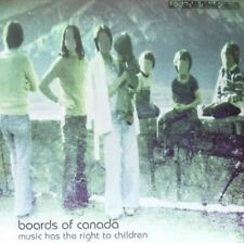 Music Has the Right to Children - Boards Of Canada New & Sealed LP Free Shipping