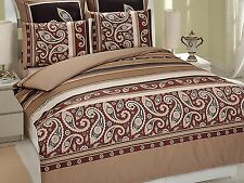 ThreeL Cashmere 100% Cotton Duvet Cover Bedding Set OR Comforter Set