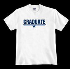 * GRADUATE * tom Top cruise F-14A fighter jet Gun navy pilot 80's fan TSHIRT