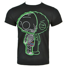Official Family Guy Unisex Stewie Griffin X Ray T Shirt ALL SIZES