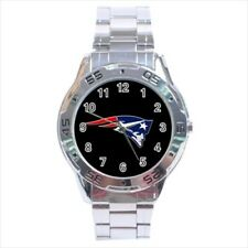 New England Patriots Stainless Steel Watches - NFL Football
