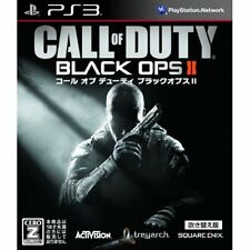 Used PS3 Call of Duty: Black Ops II Dubbed Edition Japan Import