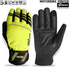 Motorbike Cold Weather Gloves Winter Biker Touch Screen Scooter Riding Gloves