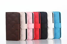 For iPhone 6/6 plus PU Leather Stand Card Holder Wallet Flip Phone Case Cover