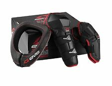 EVS SLAM COMBO option elbow and knee guards rc2 neck collar roll mx atv offroad