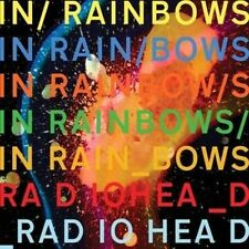 In Rainbows - Radiohead New & Sealed LP Free Shipping
